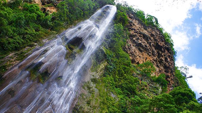 Cachoeira boca de onça